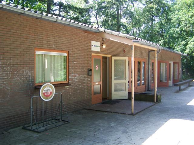 Clubgebouw 't Vijverkwartier, Thorbeckelaan 5, Zeist, 3705 KJ